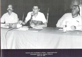 Debate UFAL. Maceió